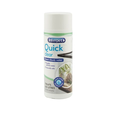 Interpet Quick Clear Water Treatment 125ml