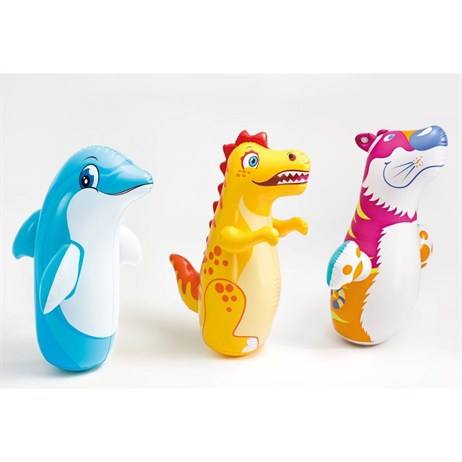 Intex Inflatable 3D Bop Bags - Dino (44669NP)