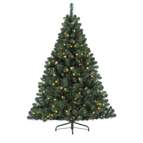 Kaemingk 1.8m (6ft) Imperial Pine Pre-Lit Artificial Christmas Tree (699312)