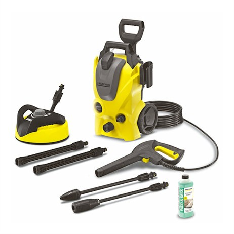 Karcher Telescopic Premium Home Pressure Washer (KAK3950TPH)