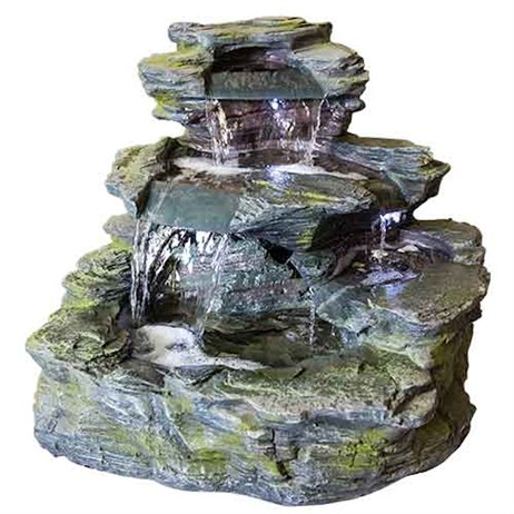 Kelkay Garda Falls Water Fountain Feature (4665L)
