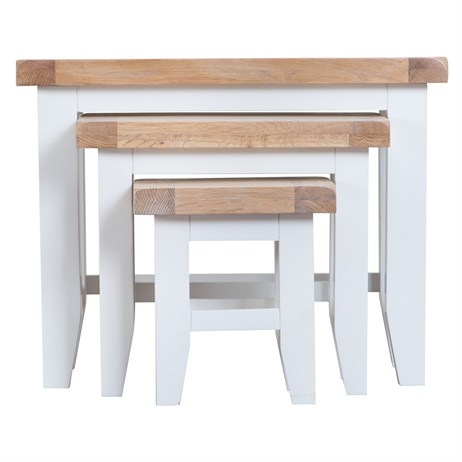Interior Furniture - Wentworth Nest Of 3 Tables