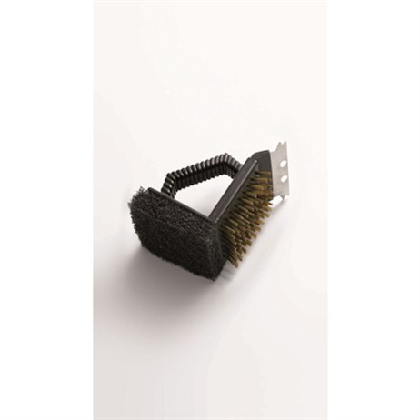 Landmann 3 in 1 Grill Brush - Barbecue Accessories (0207)