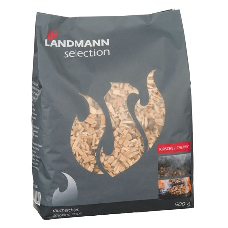 Landmann Selection Smoking Wood Chips - Cherry (13953)