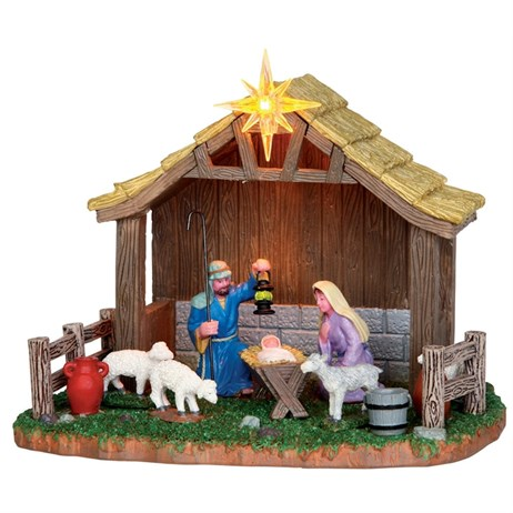 Lemax Christmas Village - Nativity Scene Table Piece (34626)