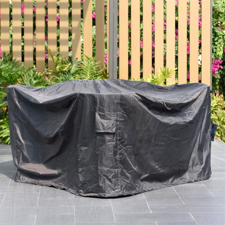 Lifestyle Garden Weather Proof Cover for 4 Seat Dining Cover - 200 x 200cm