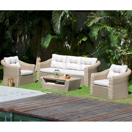 Lifestyle Garden Martinique Lounge Set