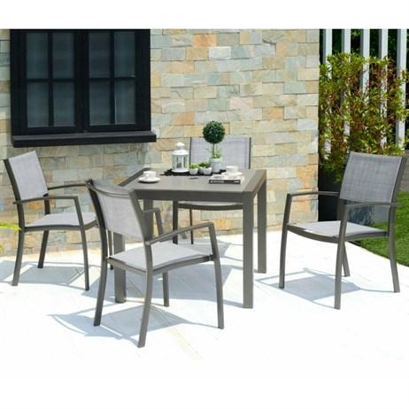 Lifestyle Garden Solana 4 Seat Outdoor Garden Furniture
