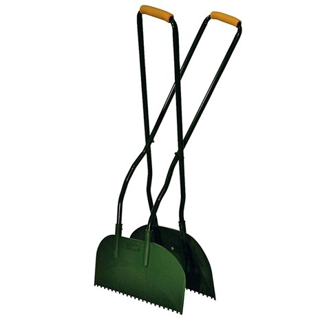 Long Handled Angled Leaf Garden Grabbers