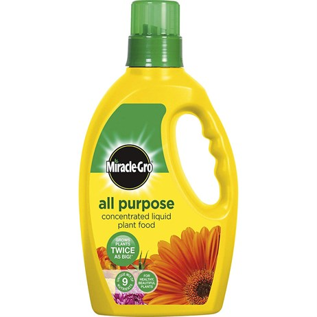 Miracle-Gro All Purpose Concentrated Liquid Plant Food 2.5L (119644)