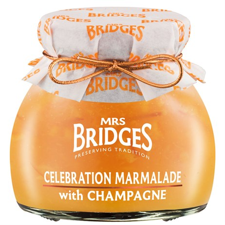 Mrs Bridges Celebration Marmalade & Champagne - 113g (MB833R)
