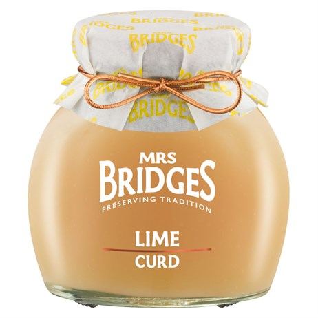 Mrs Bridges Lime Curd - 340g (MB8206)