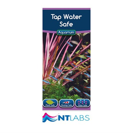 NT Aquarium Tap Water Safe 100ml Water Treatment