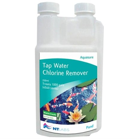 NT Aquasure 250ml Chlorine Remover Water Treatment