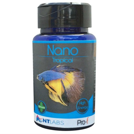 NT Pro-F Nano Tropical 45g Fish Food Aquatic