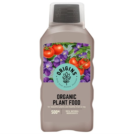 Origins Organic Plant Food Liquid 500ml (119506)