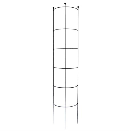 Panacea Rustic Half Round Vegetable Ladder - 144cm (90102)