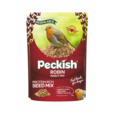 Peckish Robin Seed and Insect Mix 2kg (60050204)
