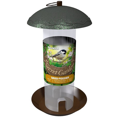 Peckish Secret Garden Seed Wild Bird Feeder (60051219)
