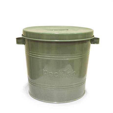 Peckish Wild Bird Food/Seed Metal Storage Tin (60051226)