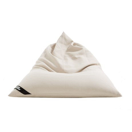 Pouf Daddy The Jubbly Linen Sand (PDJUBL006) Direct Dispatch