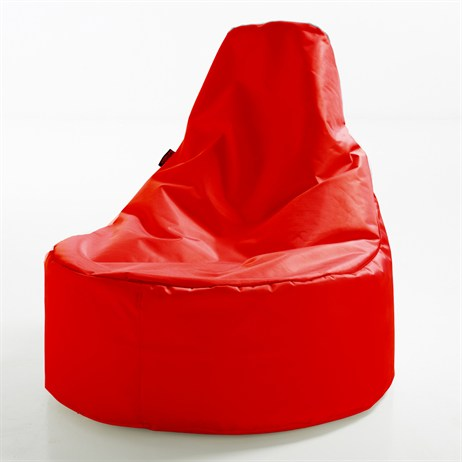 Pouf Daddy The Peardrop Red (PDTEAP102) Direct Dispatch
