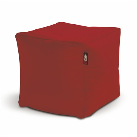 Pouf Daddy The Pouf Chilli Red (PDPOUFP102) Direct Dispatch
