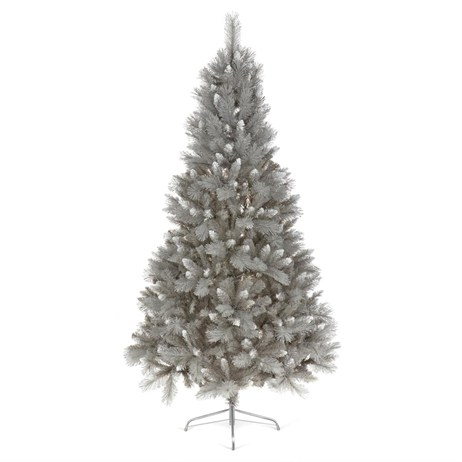 Premier 1.8m Silver Tip Fir Grey Artificial Christmas Tree (TR600STF)