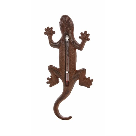 Premier Cast Iron Lizard Thermometer (BA151257)