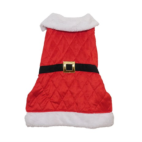 Rosewood Dog Clothing - Santas Christmas Coat Medium (38410)