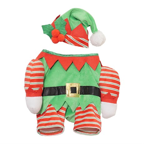 Rosewood Dog Clothing - Santas Little Helper Christmas Dress-Up X Small (90759)
