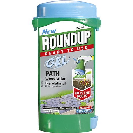 Roundup Ready To Use Path & Drive gel - 150ml (119443)