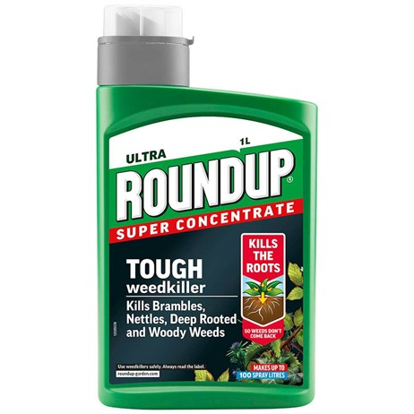 Roundup Ultra Weed Killer - 500ml (117901)