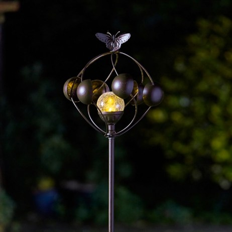Smart Garden Aura Solar Wind Spinners (5030043)