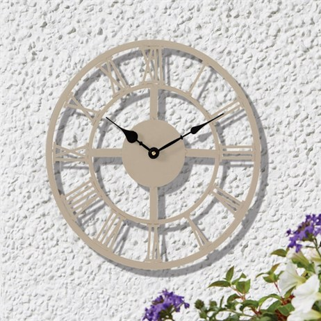 Outside In Buckingham Wall Clock 14 Inch (5161020)