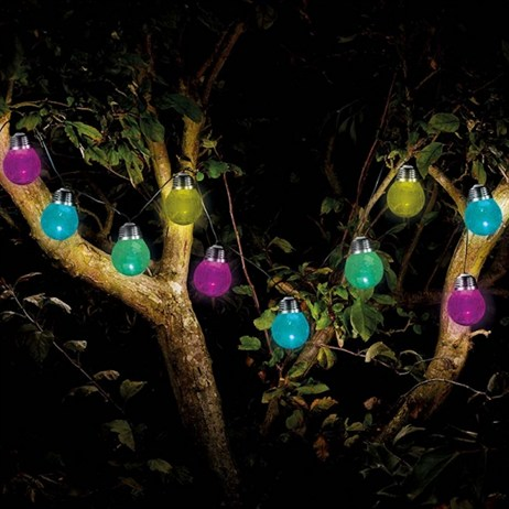 Smart Garden Eureka! Crackle String Lights - 10 Bulbs (1060257)