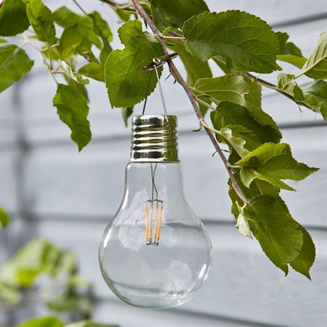 Smart Garden Eureka! Retro Solar Lightbulb (1080926)