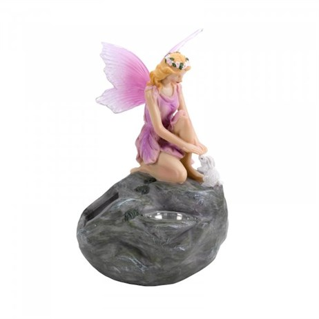 Smart Garden Fairy Pink Solar Figurines (1030430-Pink)