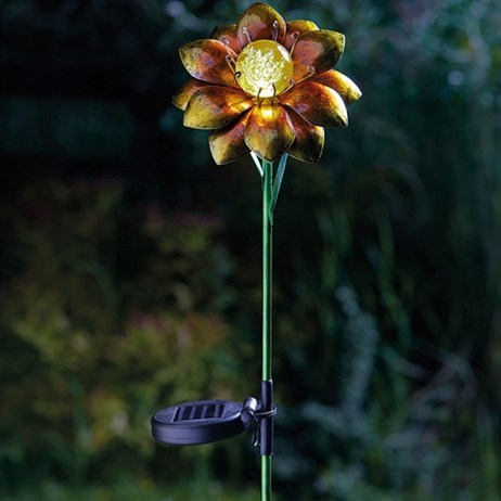 Smart Garden Floral Delights Stake Lights (1012543) - Yellow