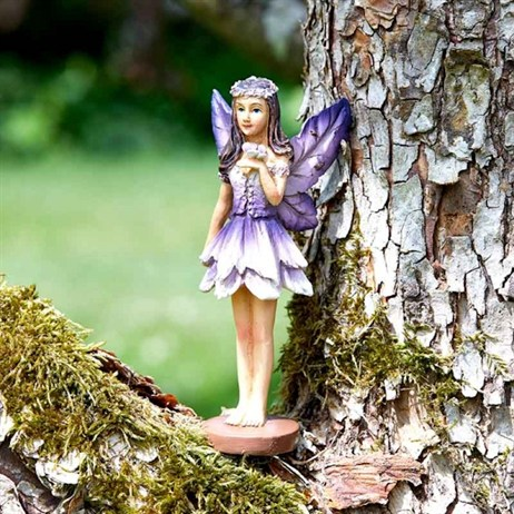Smart Garden Forest Fairies Figurines (5030238) - Purple