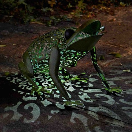 Smart Garden Frog Metal Silhouette Animals (1050113)