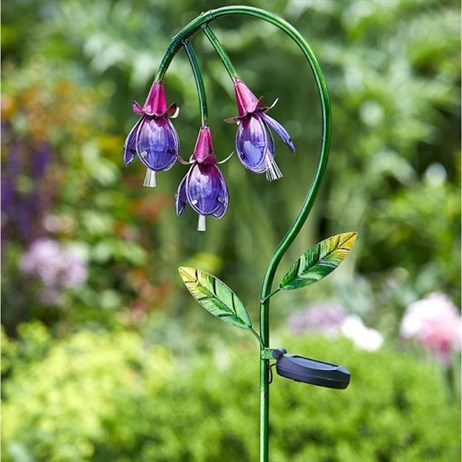 Smart Garden Fuchsia Stake Light (1012602)