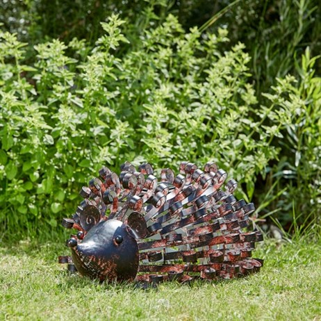 Smart Garden Hedgehog Metal Silhouette Animals (1050101)