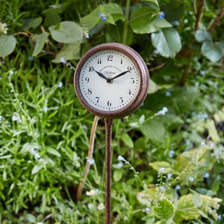 Outside In Hexham Stake Clock (5160020)