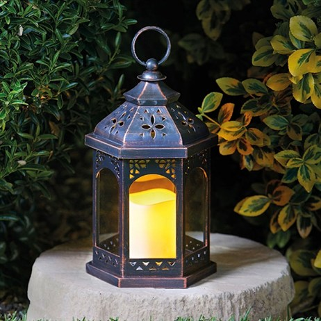 Smart Garden Maroc Battery Lantern (5320005)