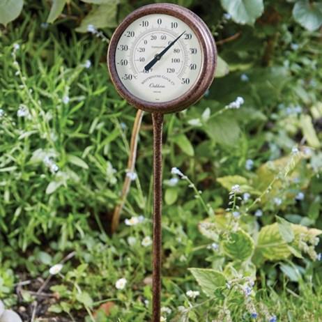 Outside In Oakham Stake Thermometer (5160021)