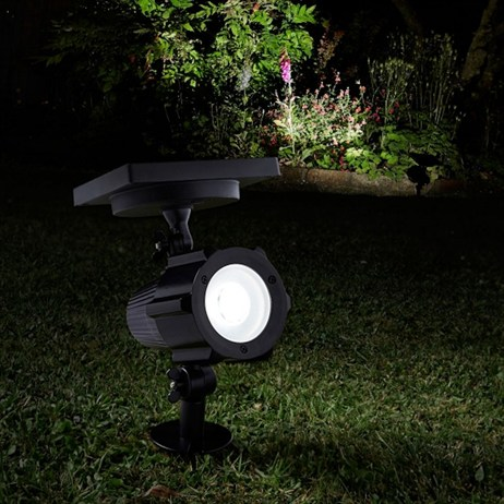 Smart Garden Optima Spotlight 70L Super Bright Solar Spot Light (1004004)