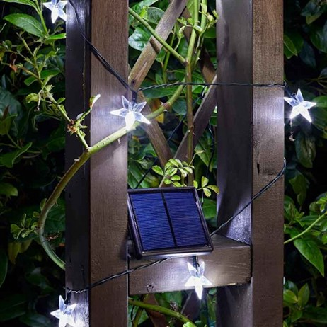 Smart Garden Ultra Solar String Lights - 50 Stars (1006003)
