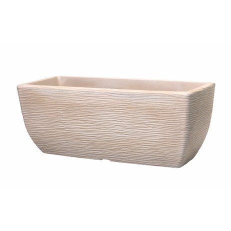 Stewarts Garden Cotswold Trough Planter - 60cm - Light Sand (5143080)