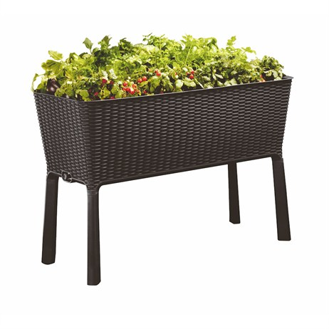 Stewarts Garden Easy Growing Planter - Anthracite (7316189)
